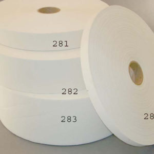 "White Gummed Cloth Tape - 3""- #283"