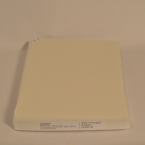 Heavy Mounting Paper-#106